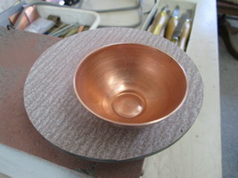 How I Do It Metal Spinning Little Bowls